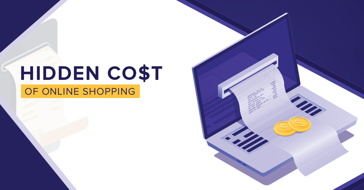 Hidden Cost of Online Shopping – How Free Shipping and Product Returns directly impacts e-tailers profits