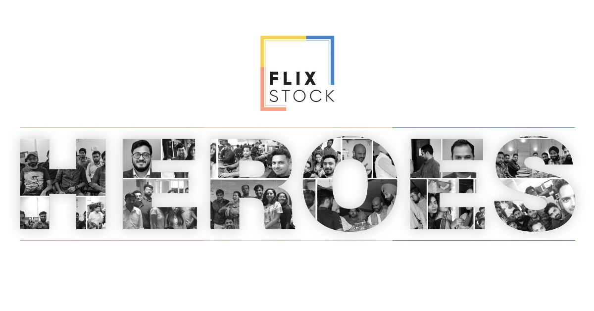 Heroes of FlixStock – Thank You!