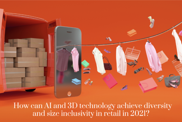 AI and 3D technology achieve diversity and size inclusivity in retail