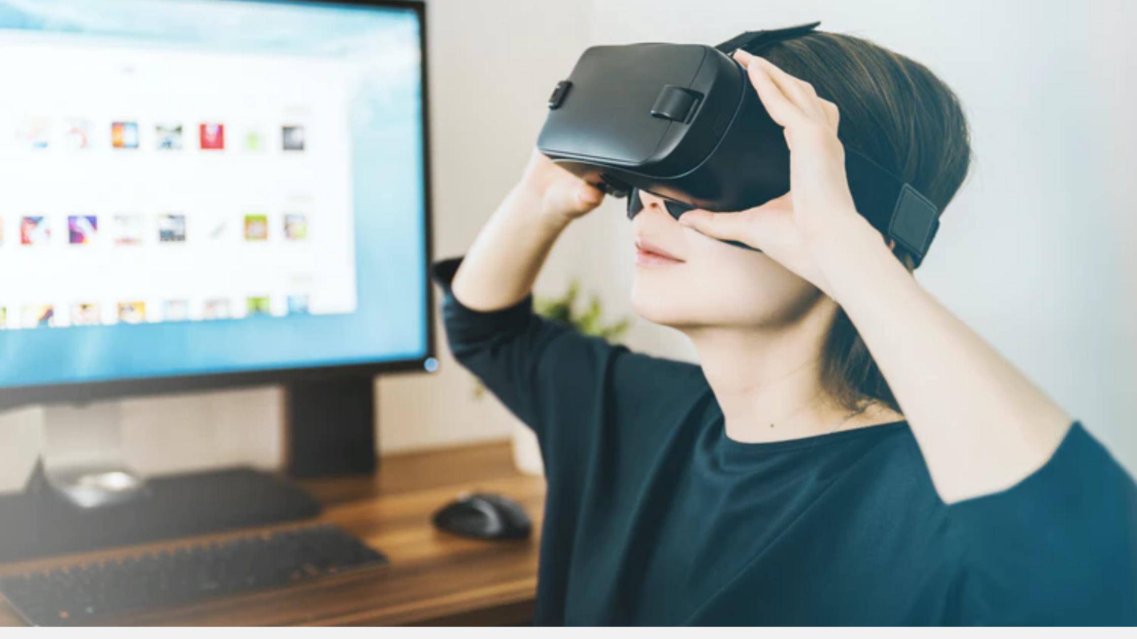 3D Product Virtual Reality-flixstock
